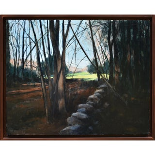 "Stephen Remick ""Spring Fields"" Contemporary Painting For Sale"