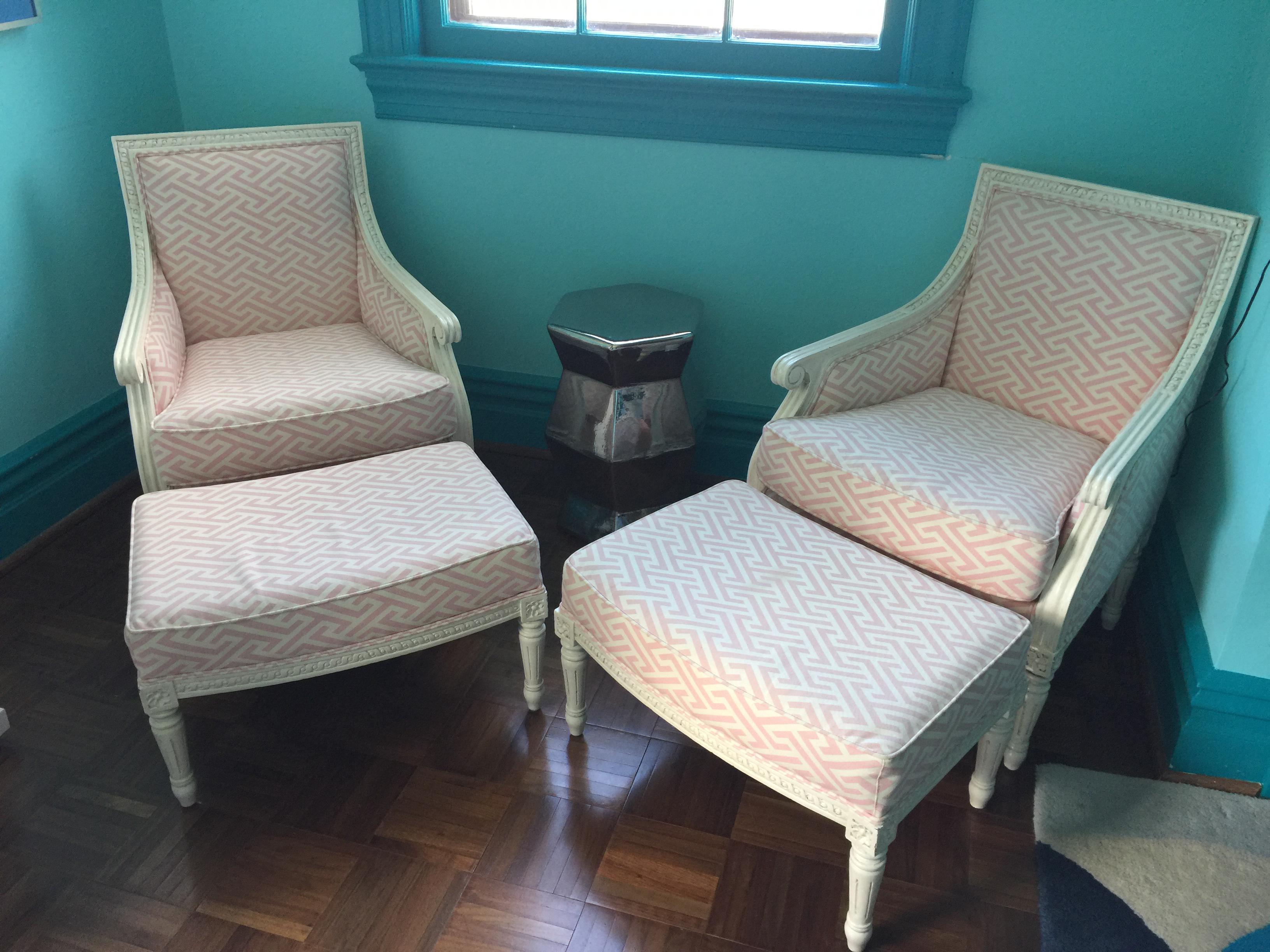 Superior Oly Studio Hanna Chair U0026 Ottoman Set   A Pair   Image 2 ...