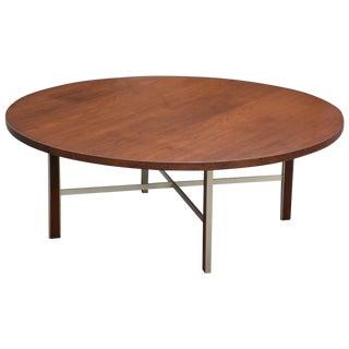 Paul McCobb Calvin Walnut Coffee Table