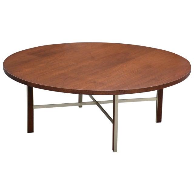Paul McCobb Calvin Walnut Coffee Table - Image 1 of 9