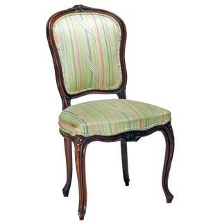 Mid 19th Century French Country Side Chair For Sale