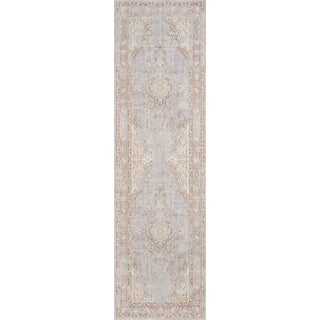 "Momeni Isabella Alisha Grey 2'7"" X 8' Runner For Sale"