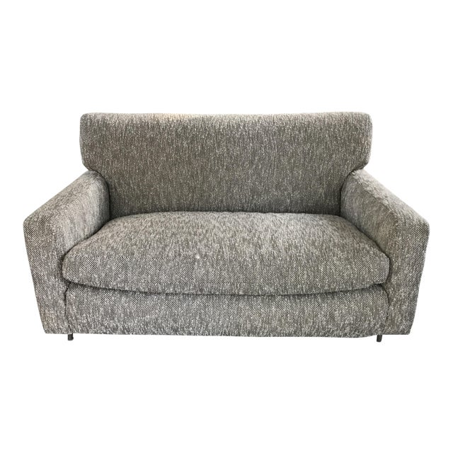 Mid-Century Modern Loveseats - A Pair For Sale
