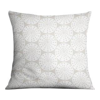 Burst Pebble Pillow Cover For Sale