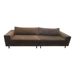Custom Design Grey Large Sofa For Sale