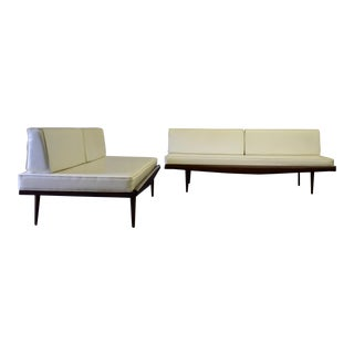 Pair of Mid Century Modern Daybeds / Sofas