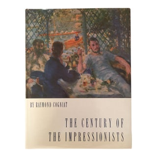 "1978 ""The Century of the Impressionists"" First American Edition Art Book For Sale"