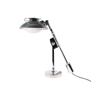 Ferdinand Solare Solr French Industrial Architecture Desk Lamp For Sale