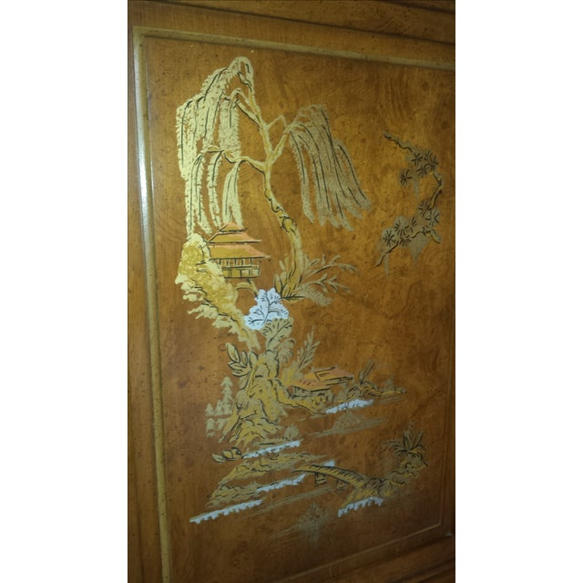 Henry Link Mandarin Collection Armoire/Door Chest - Image 3 of 6