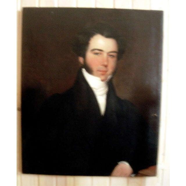 Regency Portrait of a Gentleman - Image 2 of 5