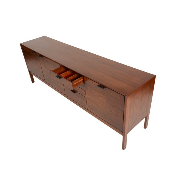 Vintage Meredew Credenza With Leather Pulls - Image 6 of 9
