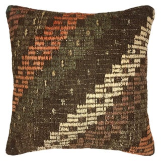 """Rug and Relic Kilim Pillow 