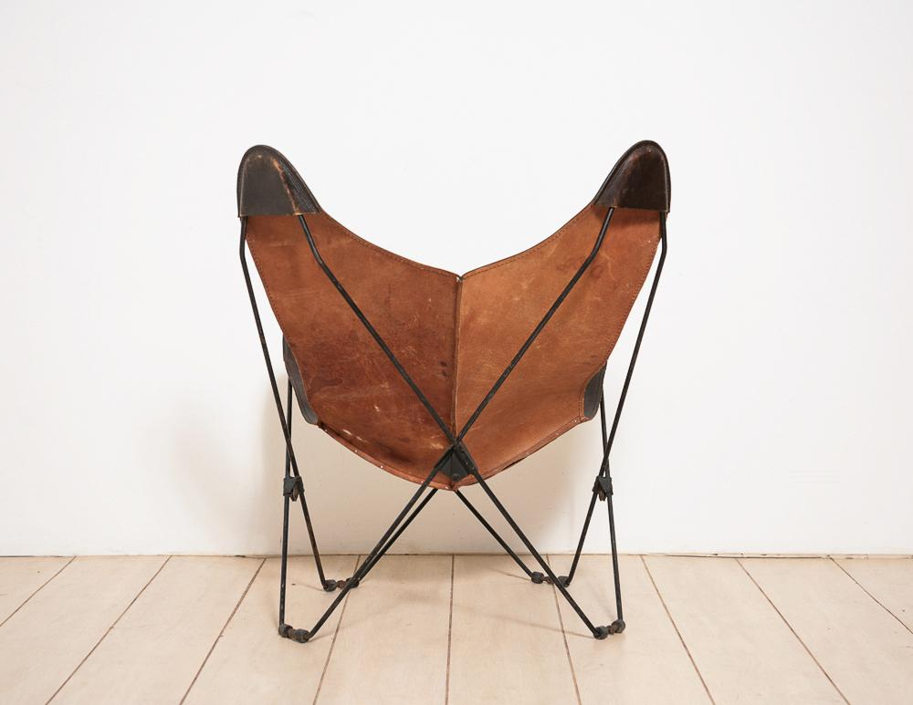 Circa 1950 Mid Century Butterfly Chair   Image 5 Of 11