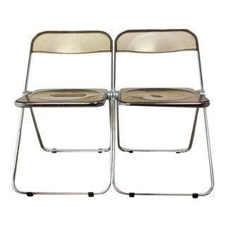 1960s Giancarlo Piretti for Castelli Folding Chair For Sale
