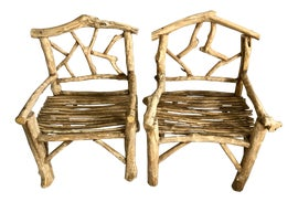 Image of Rustic Patio and Garden Furniture