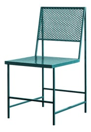 Image of Teal Dining Chairs