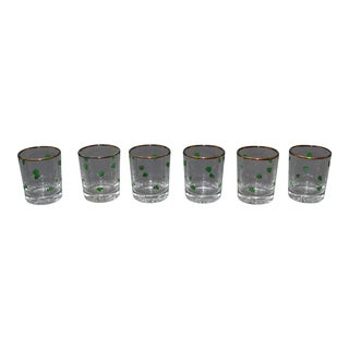 Irish Whisky Tots - Set of 6