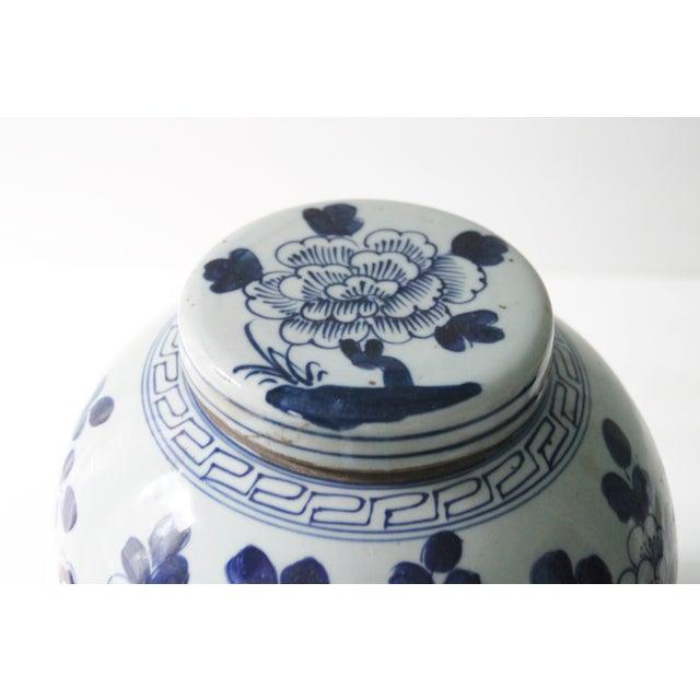 Chinoiserie Cherry Blossom Ginger Jar - Image 6 of 6