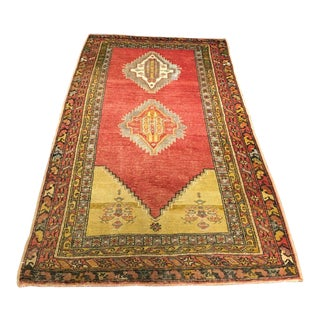 "Bellwether Rugs ""Scottsdale"" Classic Vintage Turkish Oushak Rug - 4'x7'4"" For Sale"