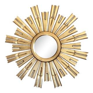 Worlds Away Rinaldo Starburst Mirror For Sale
