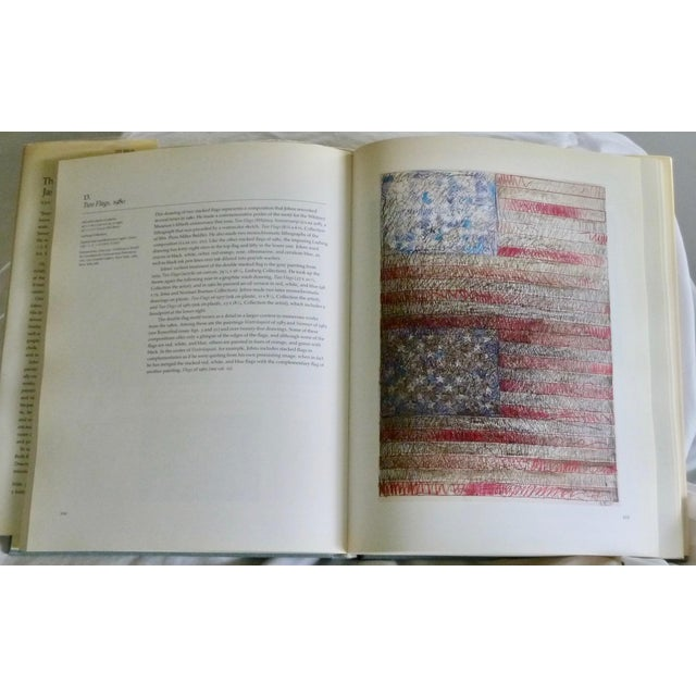 Abstract The Drawings of Jasper Johns Book For Sale - Image 3 of 8