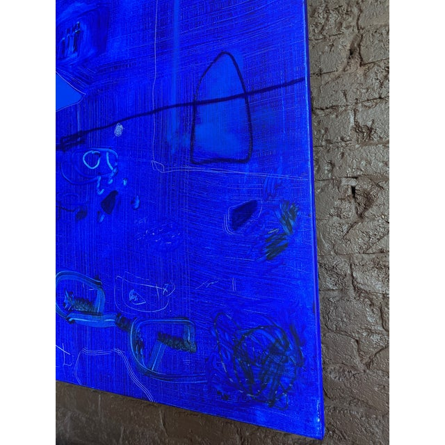 Monumental Contemporary Abstract XV by William McLure For Sale - Image 9 of 11