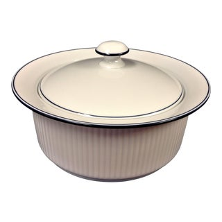 Dansk Bistro Lidded Casserole Dish For Sale
