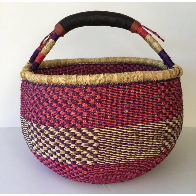 African Market Basket - Image 6 of 6