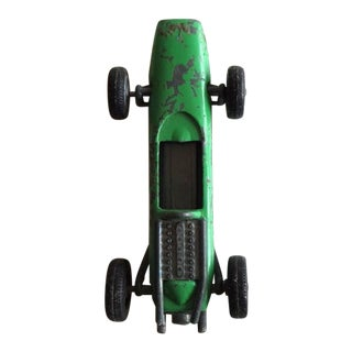 Mid 20th Century French Lotus Formule 1 Green Mini Sports Car For Sale