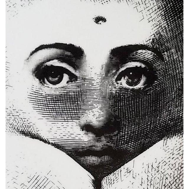 Vintage Fornasetti Motiv 19 Porcelain Plate for Rosenthal - Image 3 of 3
