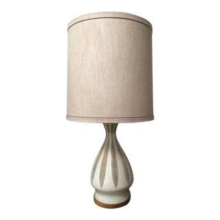 Vintage Mid-Century Modern Quartite Creative Lamp For Sale