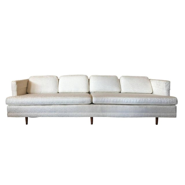 Edward Wormley for Dunbar Sofa 4907 For Sale - Image 9 of 9