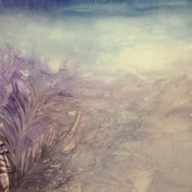 """Mary Titus """"Day Dream"""" Watercolor Painting - Image 7 of 8"""