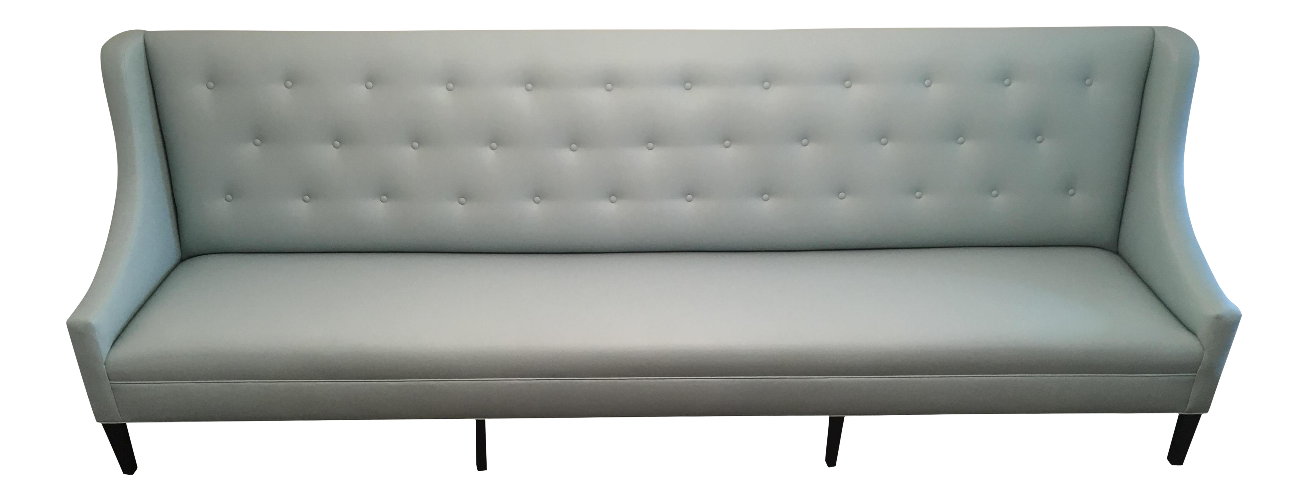 Perfect Faux Leather Dining Banquette Bench