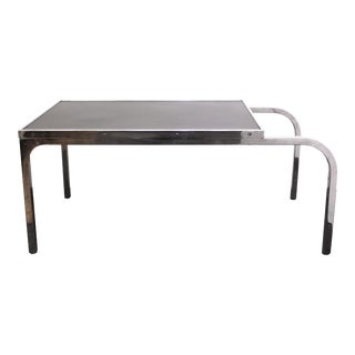 Gilbert Rohde for Troy Sunshade Machine Age Side Table For Sale