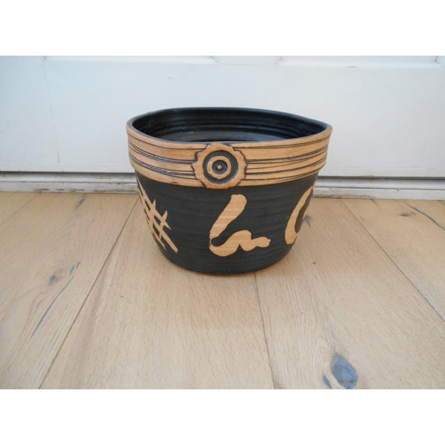 Japanese Pottery Planter - Image 5 of 7