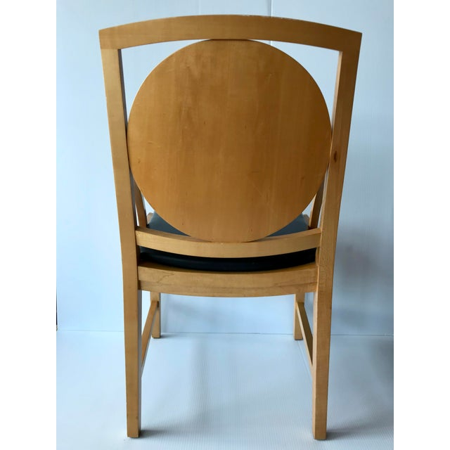 Contemporary 1980s Vintage Ward Bennett Accent Chair For Sale - Image 3 of 9