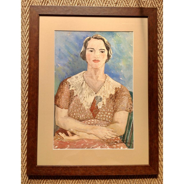 Portrait of a Lady - Image 2 of 7