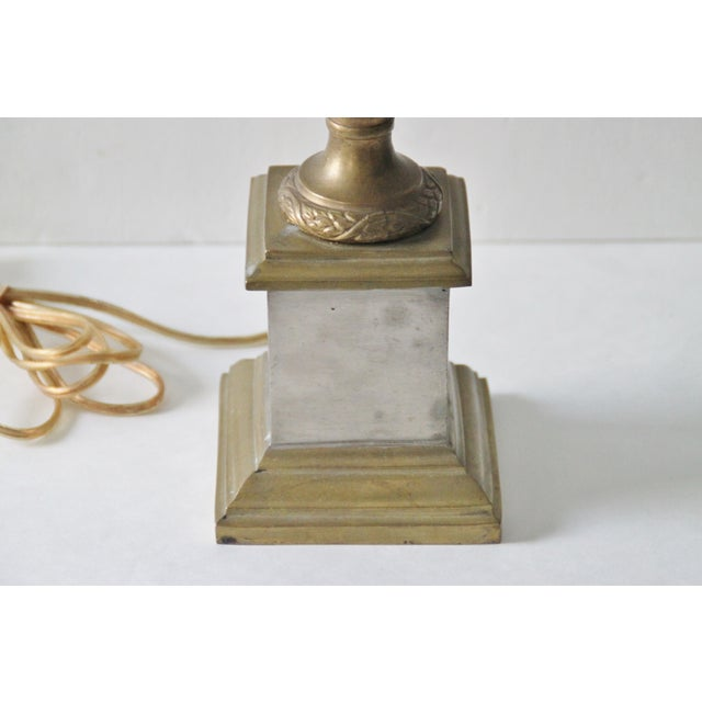 Neoclassical Trophy Urn Lamp - Image 5 of 6