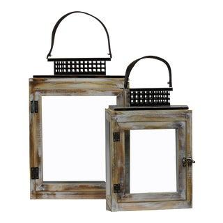 Lantern Window - a Pair For Sale