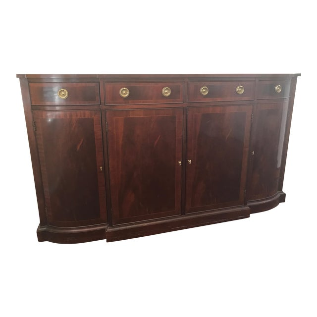 Baker Historic Charleston Credenza For Sale