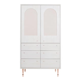 Volk Furniture Pacific Armoire For Sale