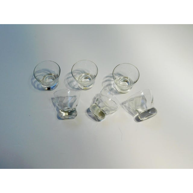 """Enjoy a nice Aperitif with these sweet classic glasses. 3 1/4"""" tall x 3 3/8"""" rim x 2 1/4"""" base"""