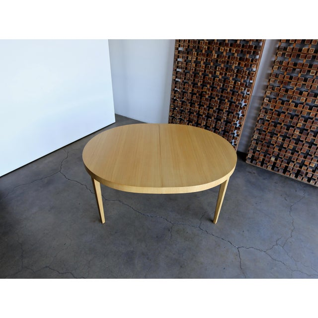 Mid 20th Century Edward Wormley Dining Table for Dunbar Circa 1950 For Sale - Image 5 of 13
