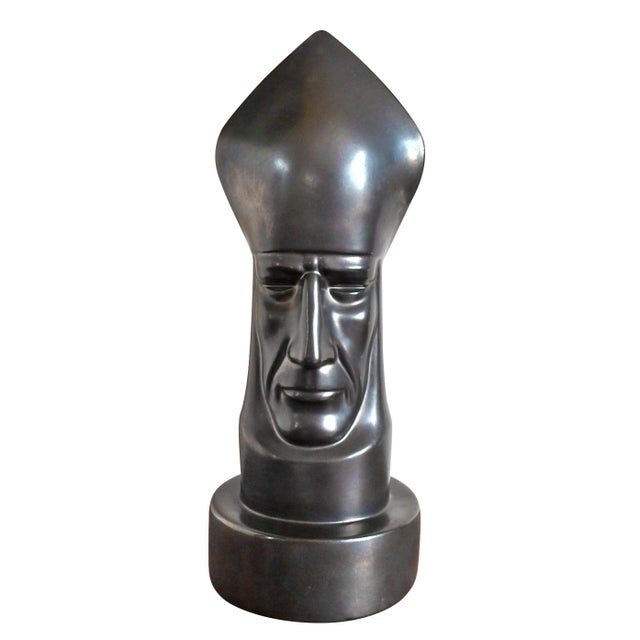 Modern Gothic Peter Ganine Monumental Chess Piece - Image 1 of 6