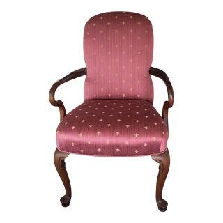 Ethan Allen Queen Anne Chair