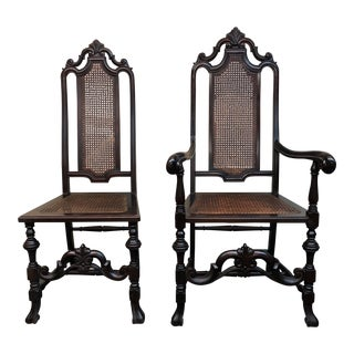 Michigan Chair Company Side Chairs - A Pair