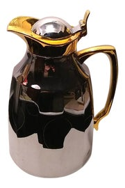 Image of Chrome Carafes and Decanters