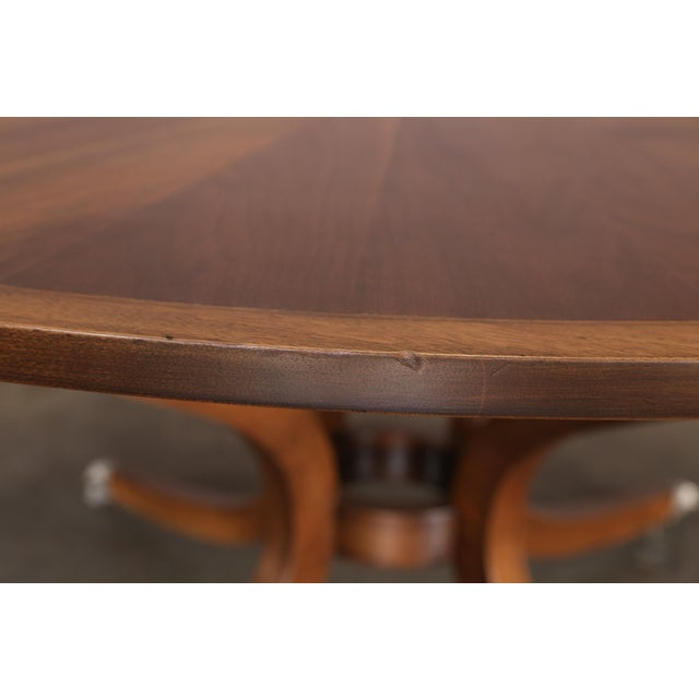 Round Dessin Fournir Dining Table or Center Table For Sale In Houston - Image 6 of 11
