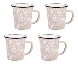Image of Metal Mugs and Cups